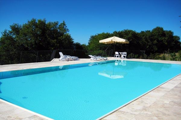 Villa con piscina Toscana