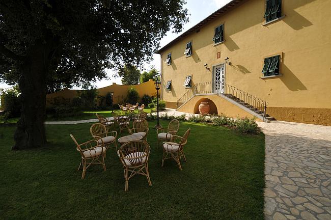 Appartamenti in Villa toscana